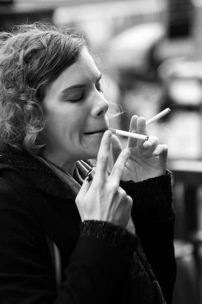 Elegance of Smoking