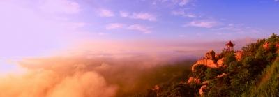 Mountain Yi Sunrise