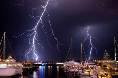 Storm over Nantucket