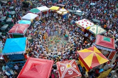 Ratha Yatra Festival Bangladesh