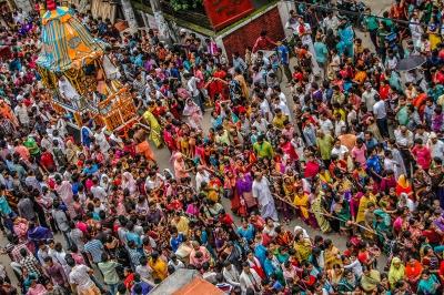 Ratha Yatra Festival Bangladesh 2014