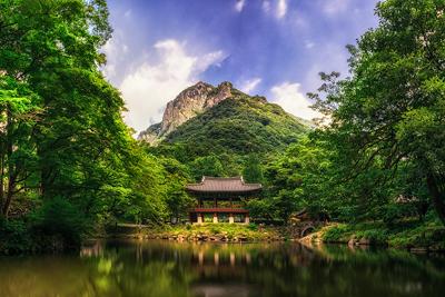 Baegyanga Temple