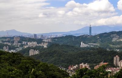 Over Taipei