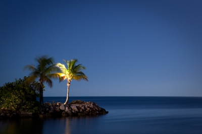 Key Largo at Night