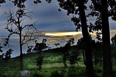 Sunset in Mehahatuburu