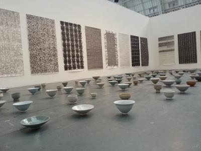 London Art Fair 2013 cups