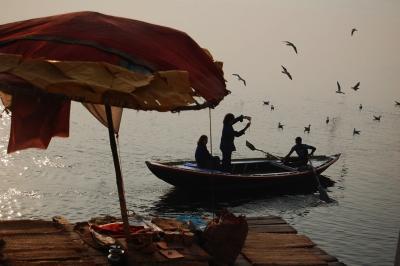Tourist, Varanasi