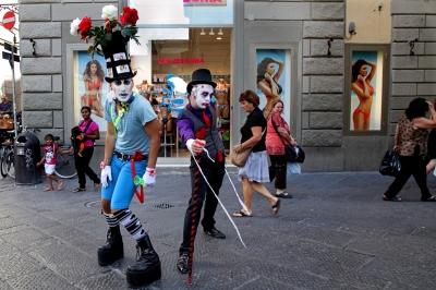 Amazing Street Entertainers