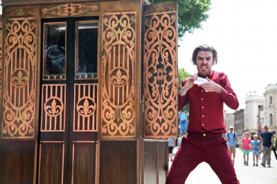 The Lift, GDIF 2014