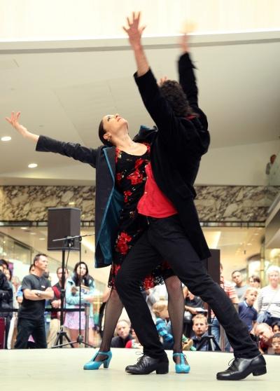 Por Casualidad, Dancing City 2014