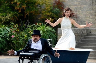 Bill & Bobbie – Stopgap Dance Company at 'Watch This Space'