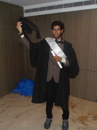 An amazing convocation