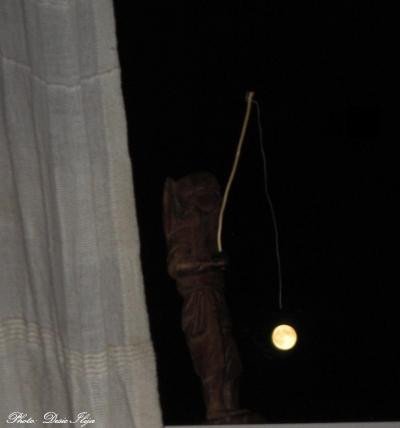 Full Moon. 09.09.'14.