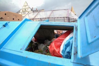 What's in the bin?