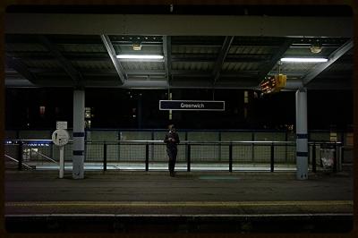 Greenwich Station @ Nightfall
