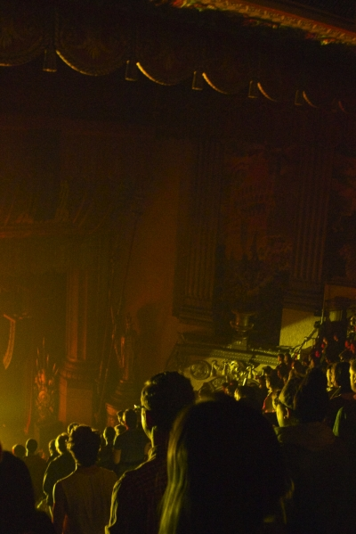Tame Impala at Beacon Theater, New York