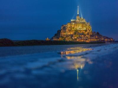 Magic of Mont Saint Michel