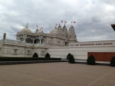 The Neasden Temple