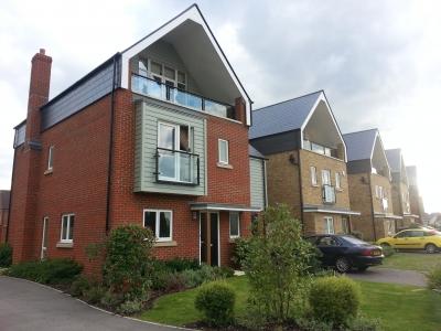 British new build properties
