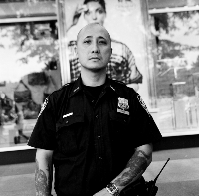 NYC Police Officer