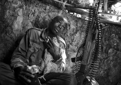 Child Soldier / DR Congo