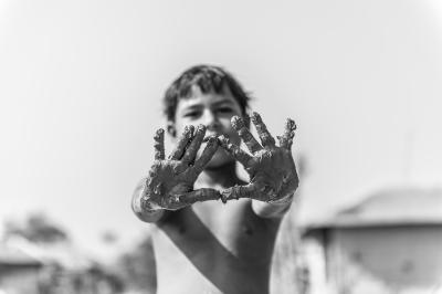 Mud & Childhood