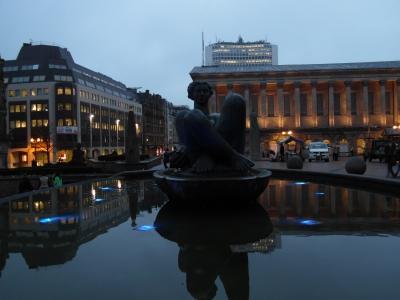 A Birmingham Evening