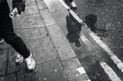 A Reflective Walk