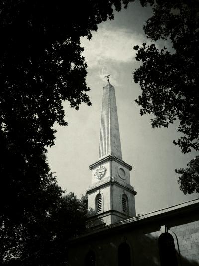 Hawksmoor's St Luke Church, Old Street