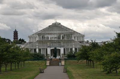 Temperate House and Pagoda