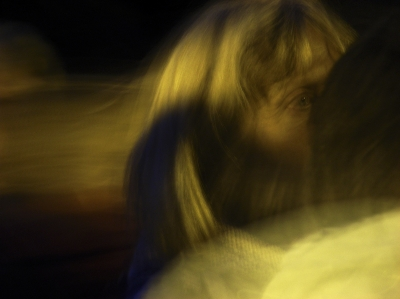 Street Portrait In Abstraction 1