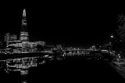 The Shard at Night