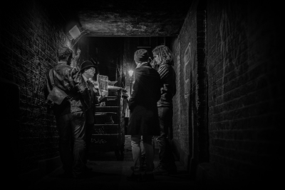 On the Trail of Jack the Ripper