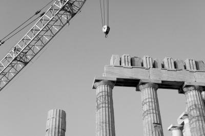 Rebuilding Parthenon