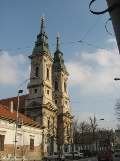 #Cathedral of the Assumption of the Virgin. Pancevo City