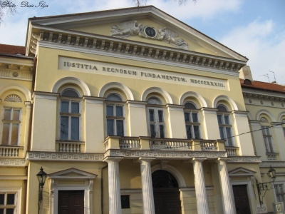National Museum. Pancevo City.