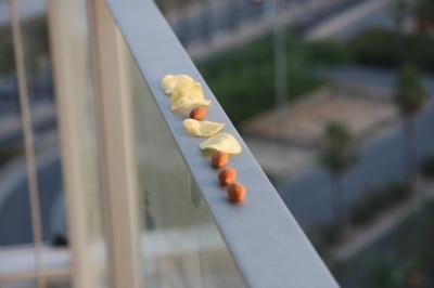 Barcelona snacks