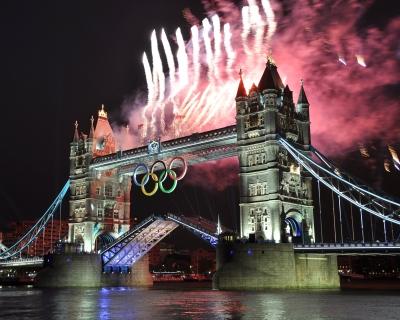 Olympic Illuminations