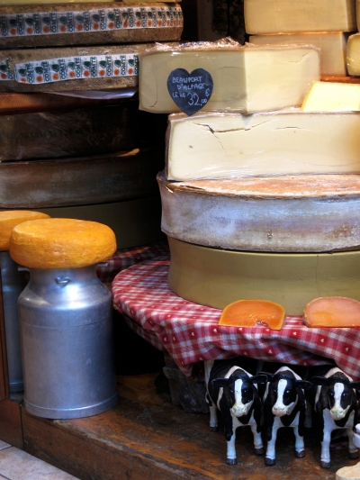 High Mountain Cheeses