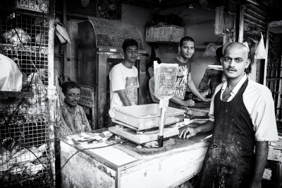 Colaba Chicken Market