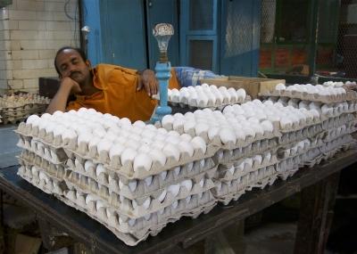 Eggs Mumbai Market