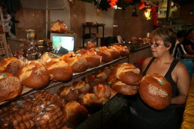 Day of the Dead Bread (Mexico)