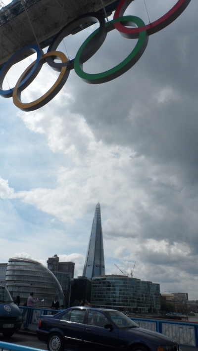 An Olympic Shard
