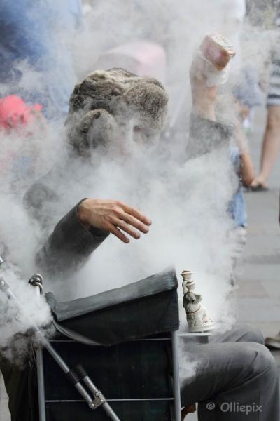 Smoke,  GDIF2015