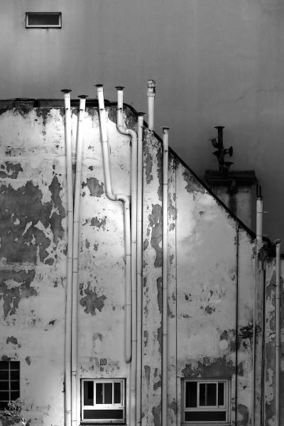 Wall 'Organ'