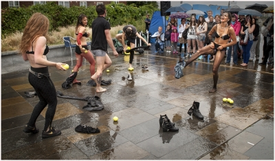 8 songs undress at GDIF 2015