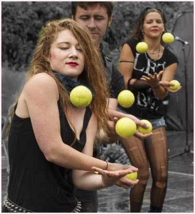the jugglars