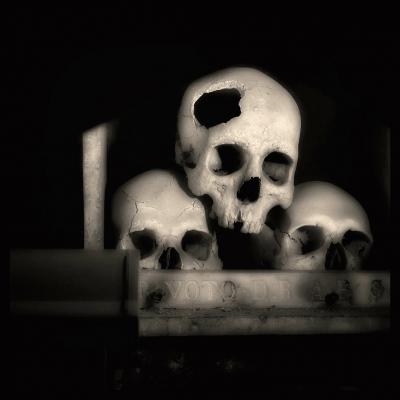 ( Skulls ) - fotografia Augusto De Luca. 1