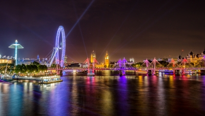 A night at the Southbank