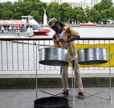 Caribbean Sounds in the Thames